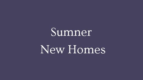 Sumner new homes for sale
