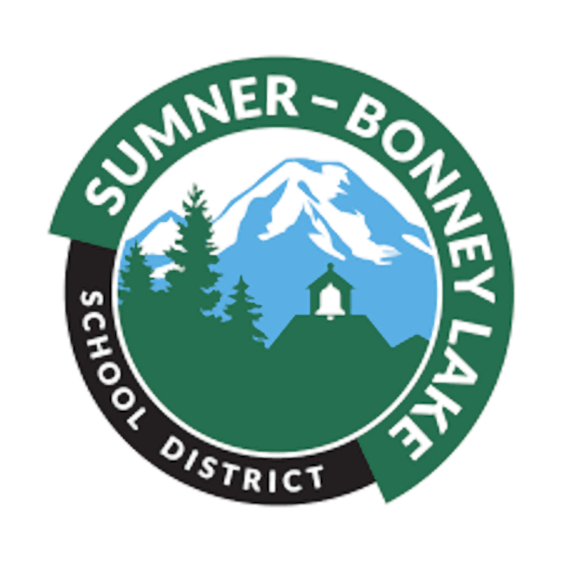Sumner Bonney Lake school district logo