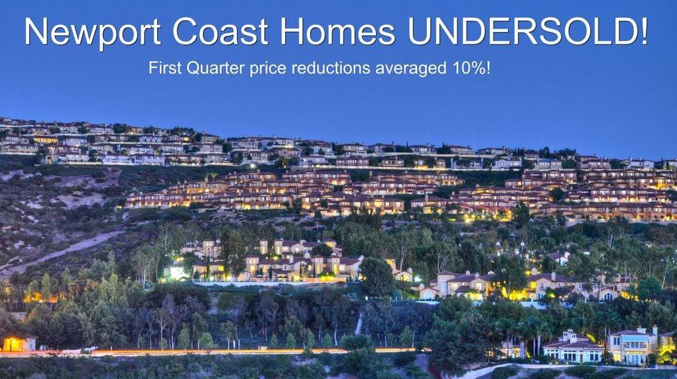 Home Sales in Newport Coast