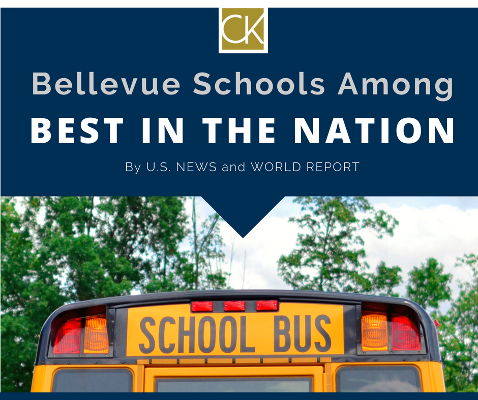 Bellevue Schools Among the Best in the Nation