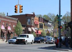 south lyon michigan real estate-downtown