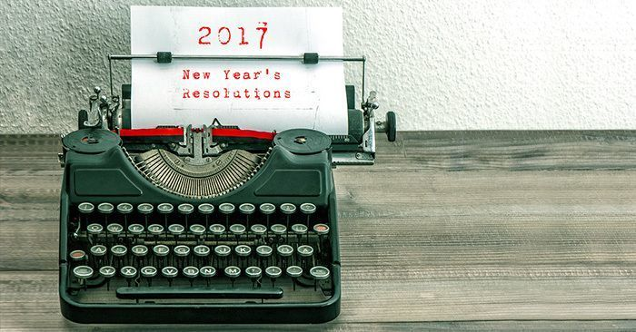 5 New Year's Resolutions Homeowners Should Make for 2017
