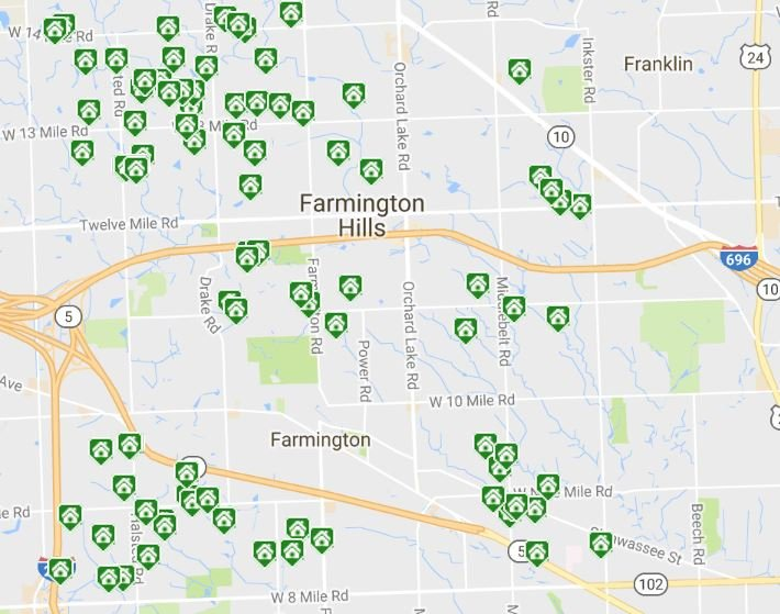 Farmington Hills Housing Inventory: The Lack Of