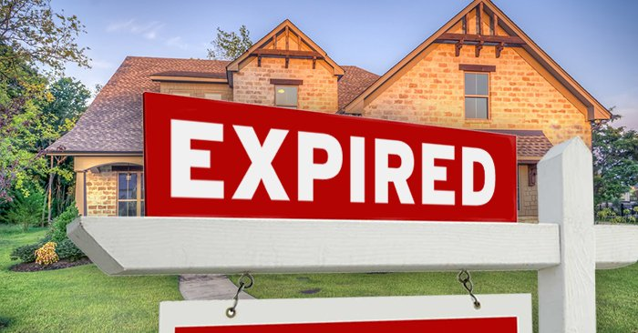 Why Houses Expire