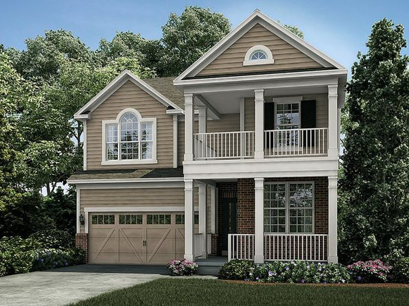 New construction homes in Novi MI