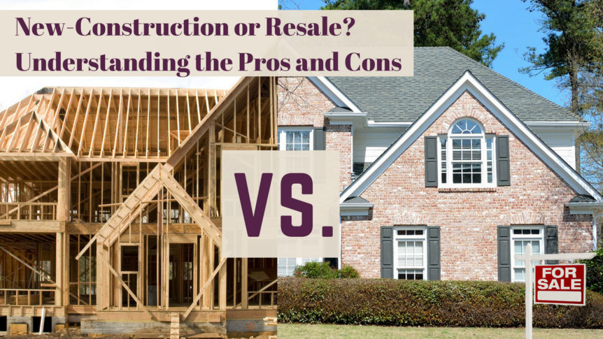 New Construction VS Resale in Farmington Hills, MI
