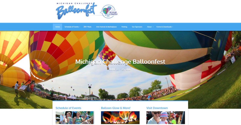 michigan balloonfest