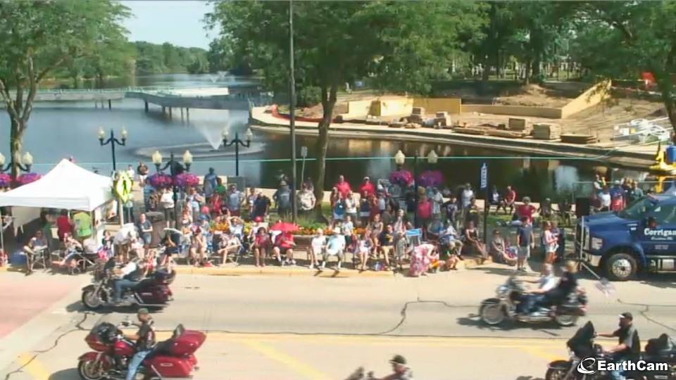 brighton 4th of july parade