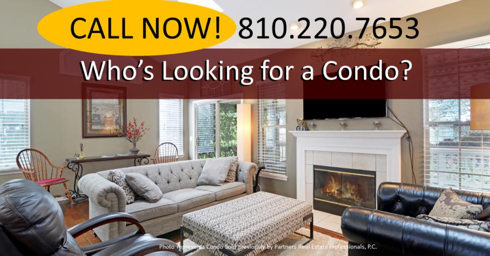 Condominiums for sale