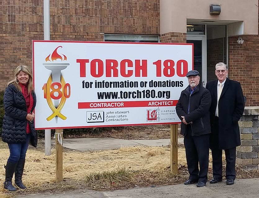 Fowlerville Client Torch 180