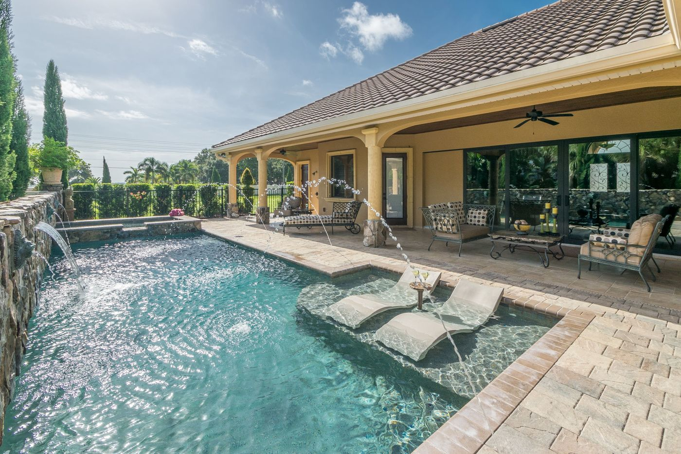 Pool Homes For Sale The Stones Real Estate Firm