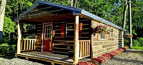 Huron Tiny Cabin