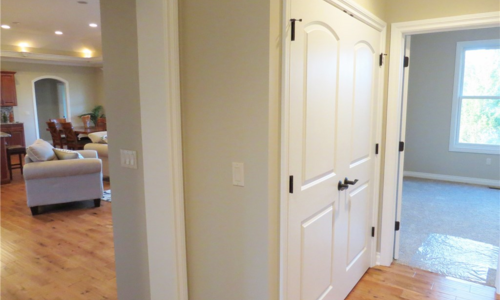 Woodland Hallway