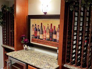 Woodland Wine Storage