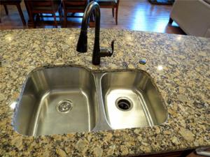 Woodland Dual Kitchen Sinks
