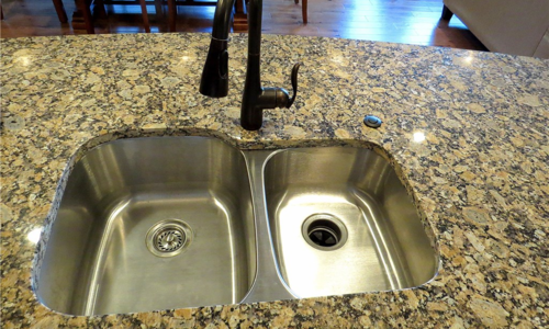 Woodland Dual Kitchen Sinks