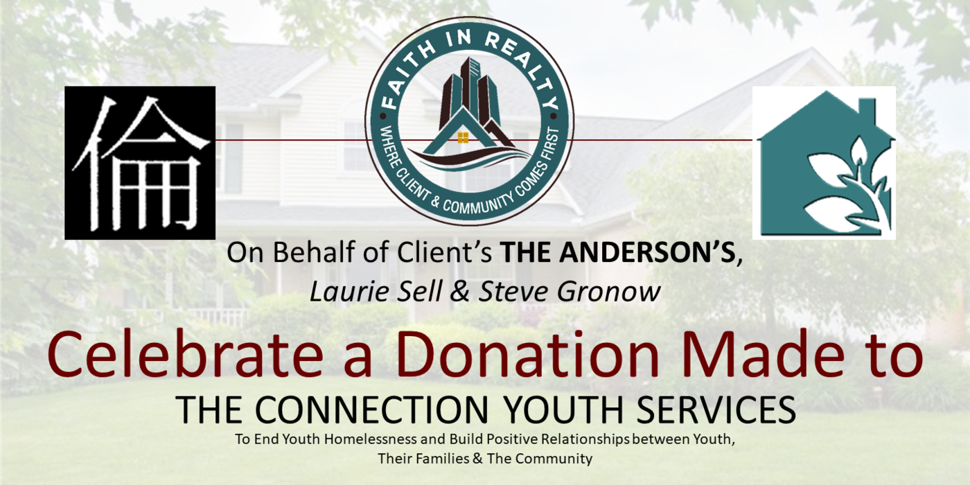 donation to the youth connection services