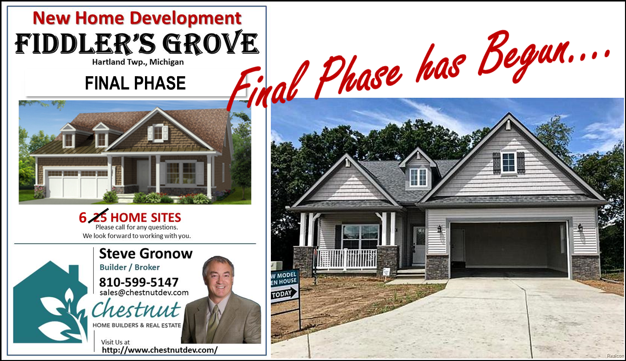 Fiddler Grove Final Phase