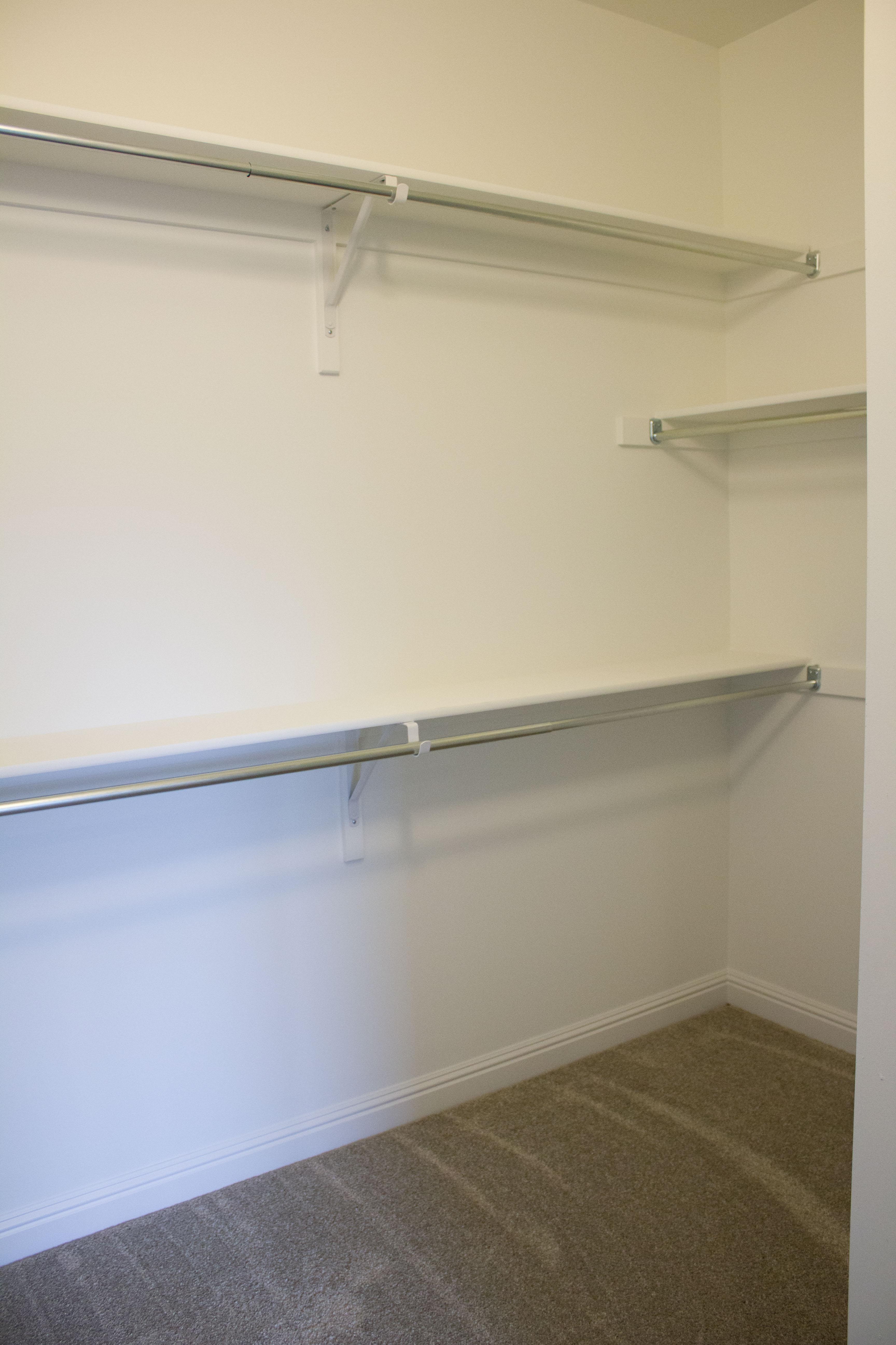 66 Master Closet   Chestnut Home Builders U0026 Real Estate