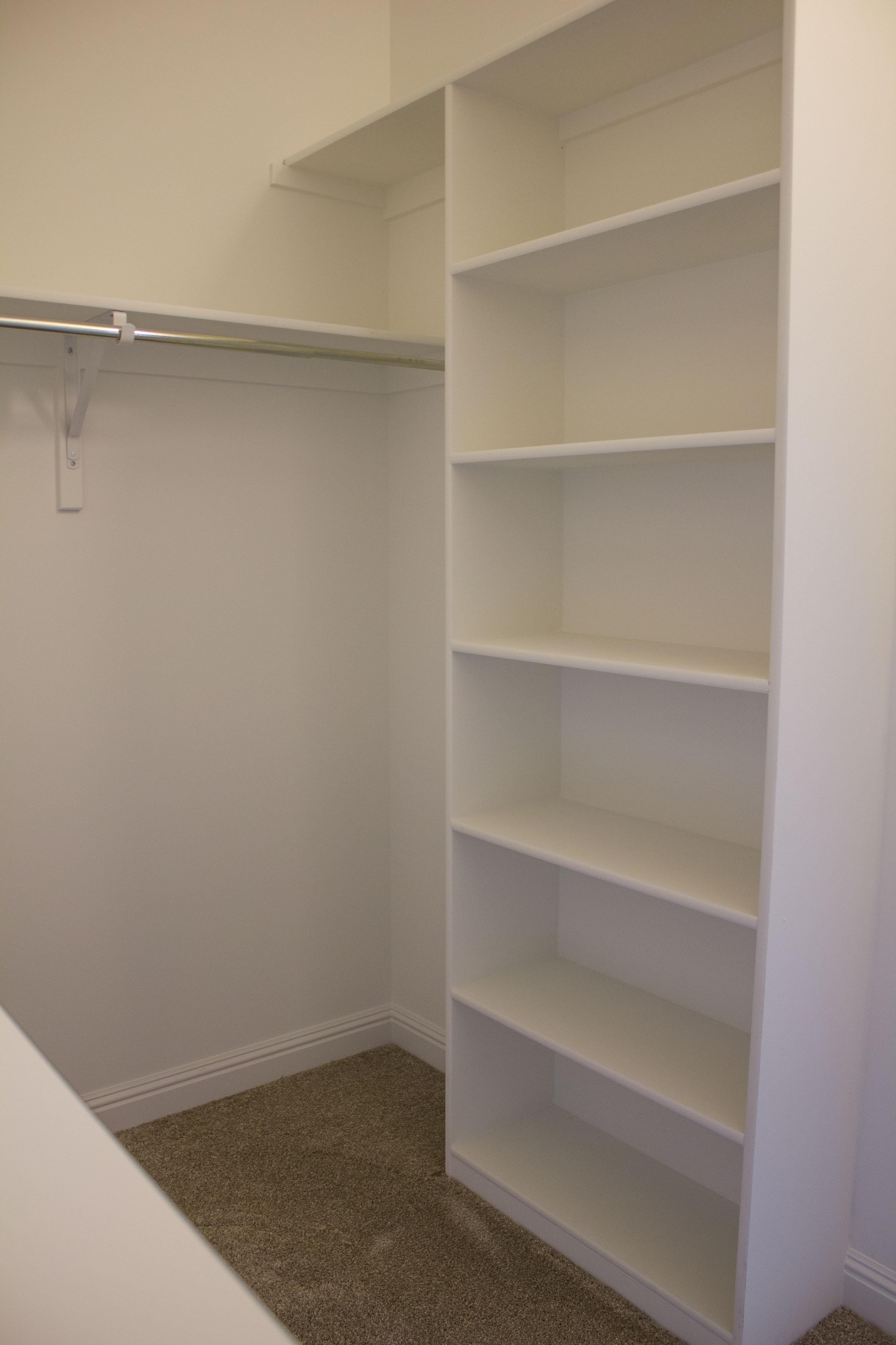 68 Master Closet   Chestnut Home Builders U0026 Real Estate