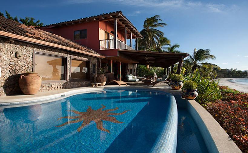 Casa Piedra Playa Flamingo Playa Grande Costa Rica Real Estate