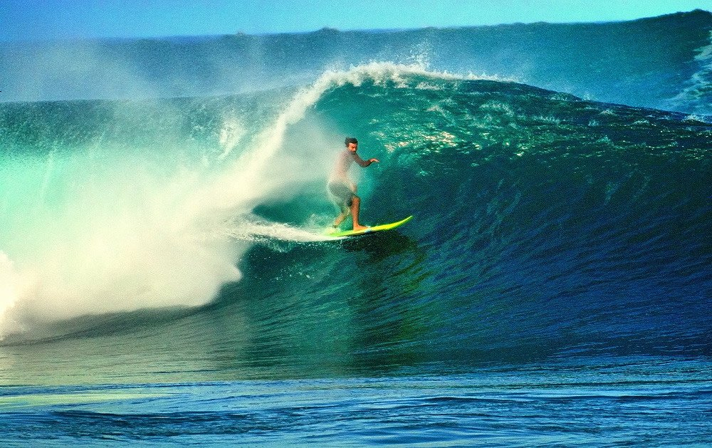 Surf on the Nicoya Peninsula
