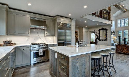 Highlands NC Homes, Open Floor Plan