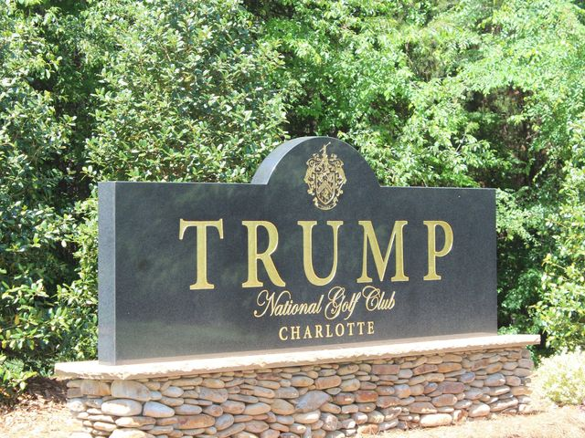 Trump National Golf Club Charlotte