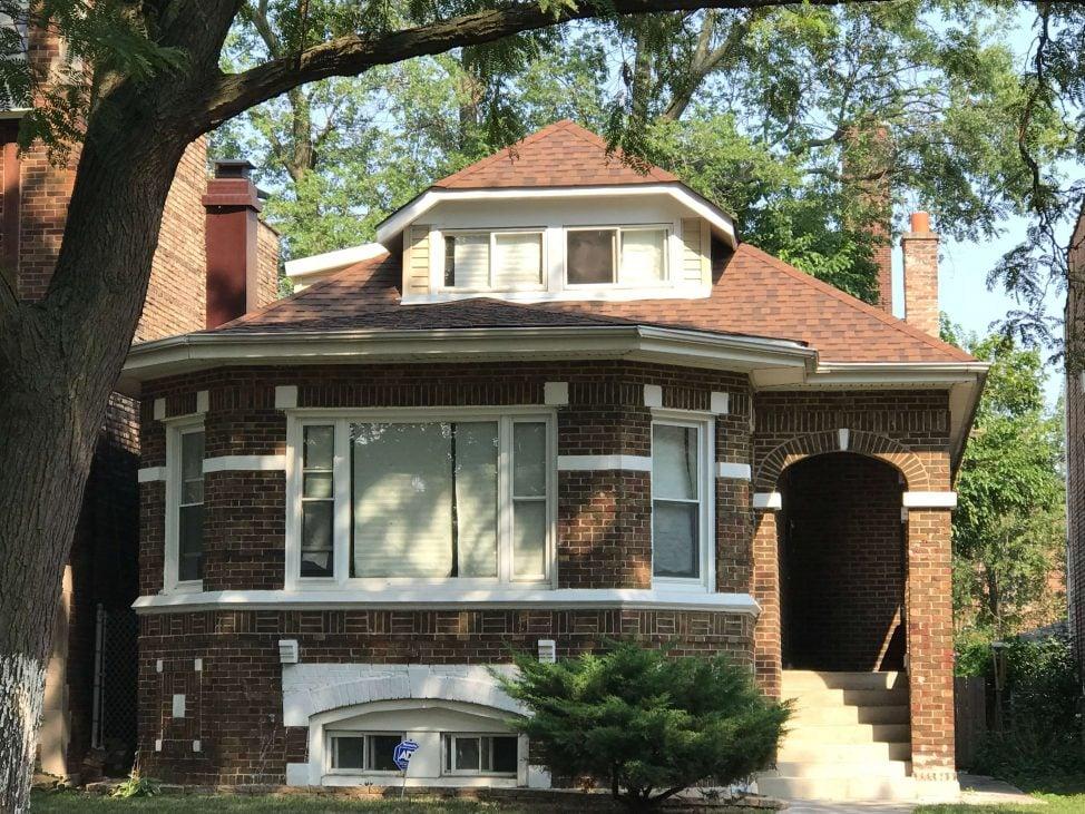 Auburn Gresham Neighborhood of Chicago