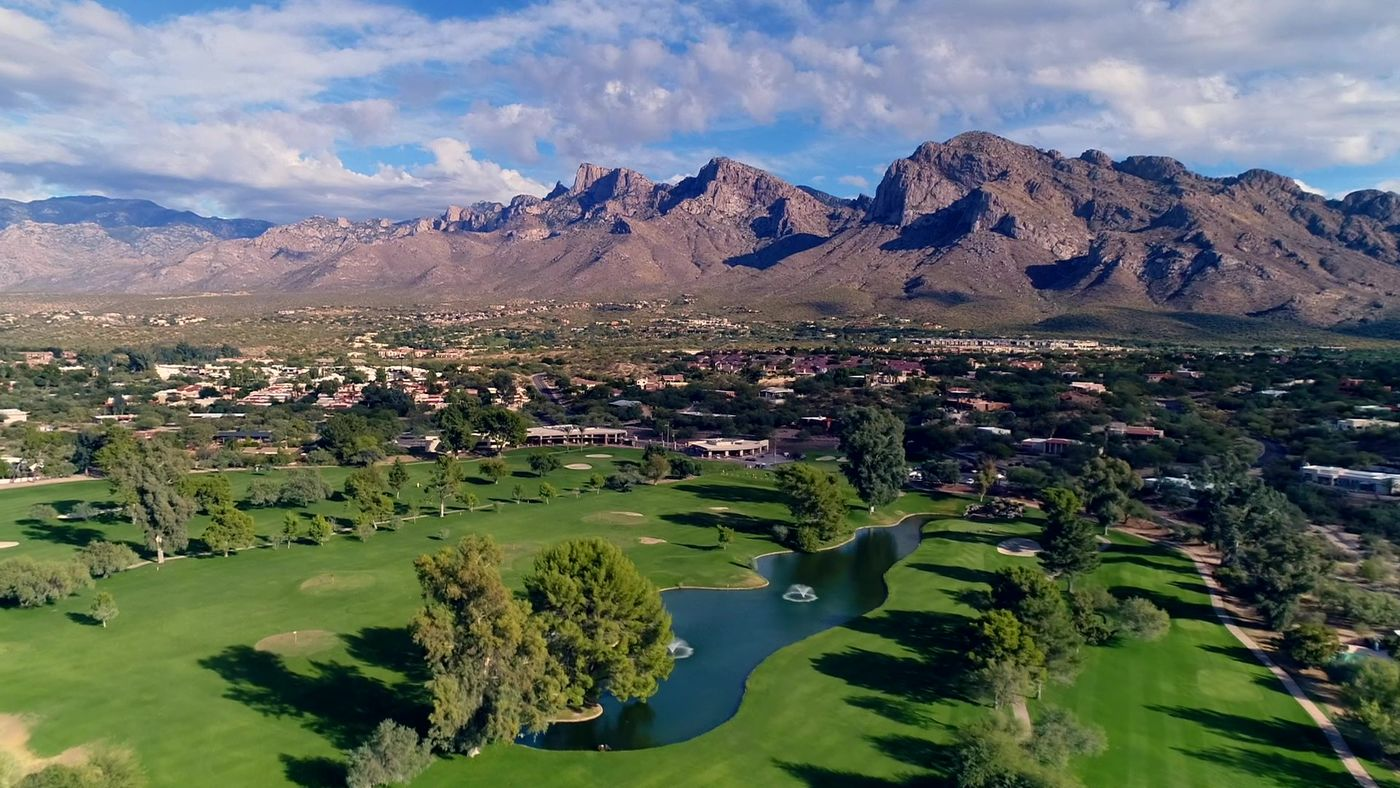 Oro Valley Drone footage