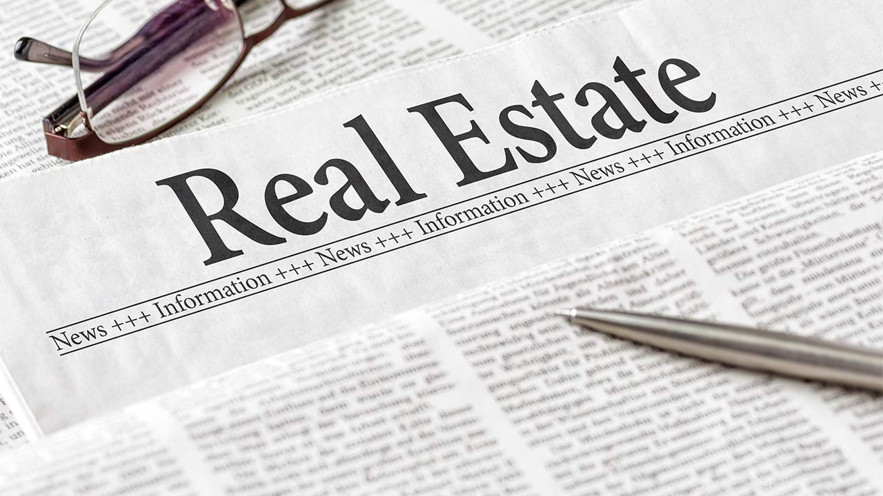 Fishers Real Estate Could Benefit from Friday's News Headlines