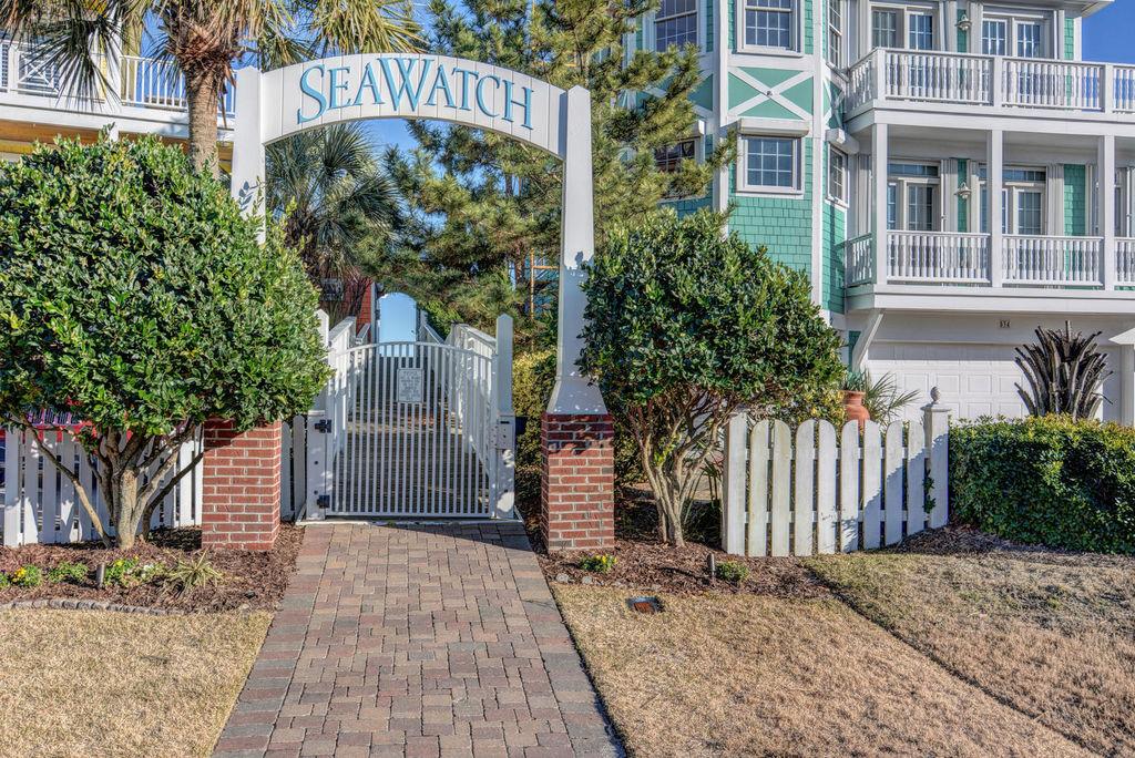 Seawatch - Private Beach Access