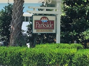 Parkside at Mayfaire - Entrance Sign