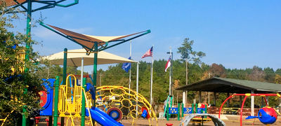 Hampstead's Kiwanis Park - Fun for Everyone