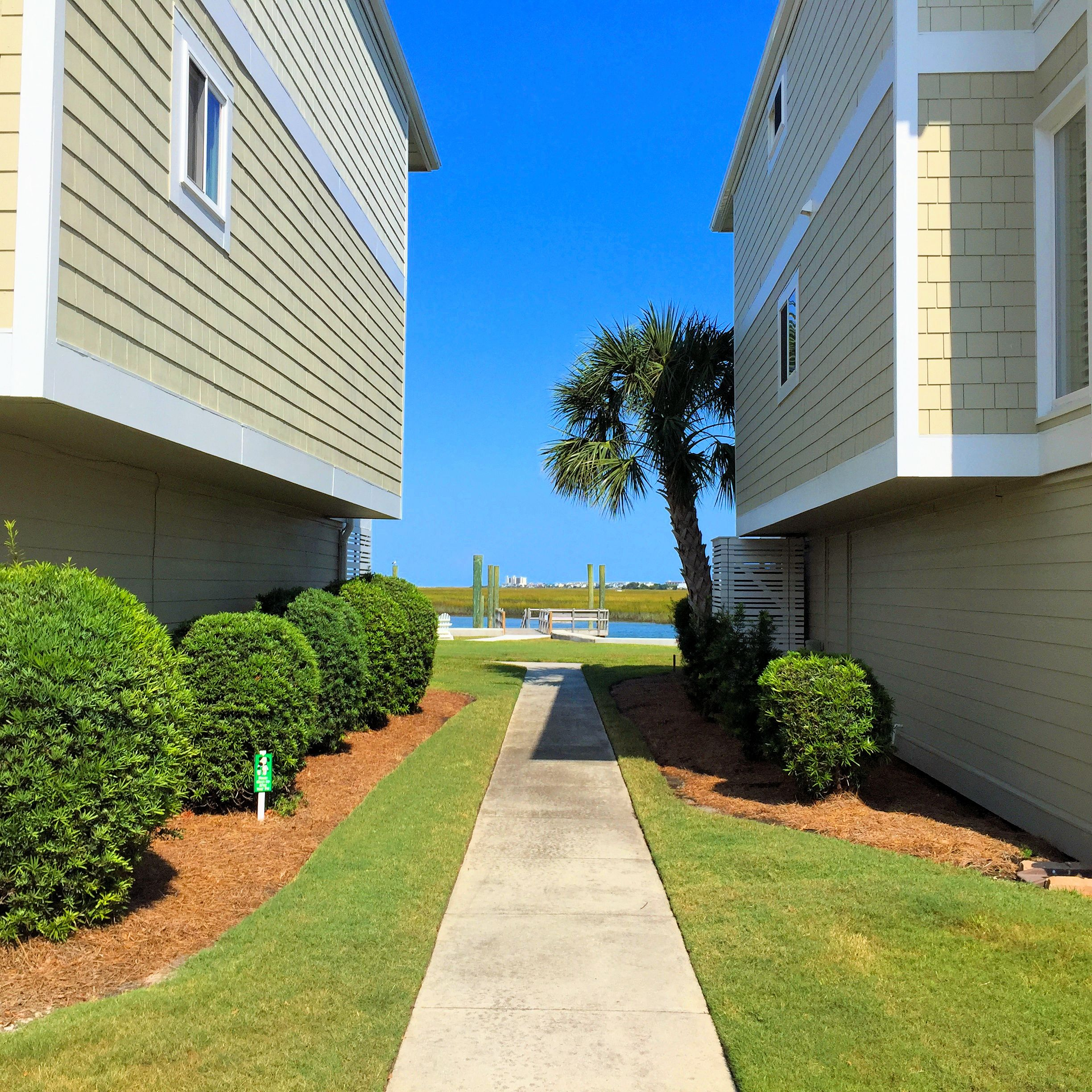 Wrightsville Beach House Rentals: Channel Walk Condos For Sale In Wrightsville Beach, NC