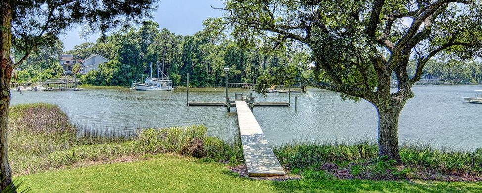 New Hanover County Waterfront Homes
