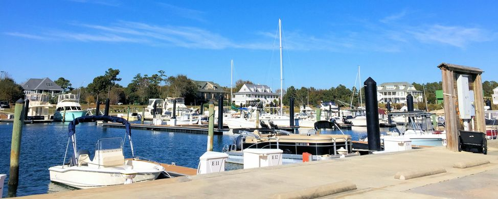 Harbour Village Marina Homes for Sale in Hampstead, NC