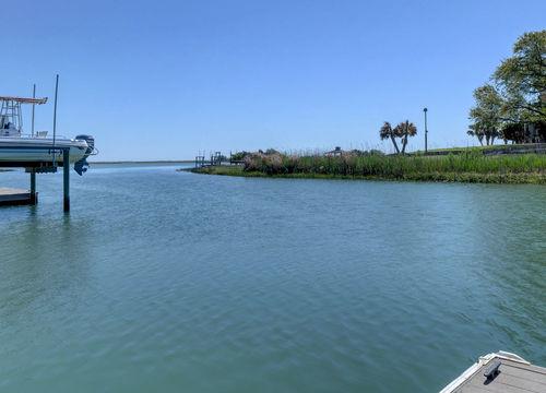 Washington Acres Boat Ramp