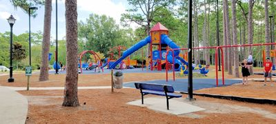 Wilmington's Hugh MacRae Park - All-Inclusive Fun!