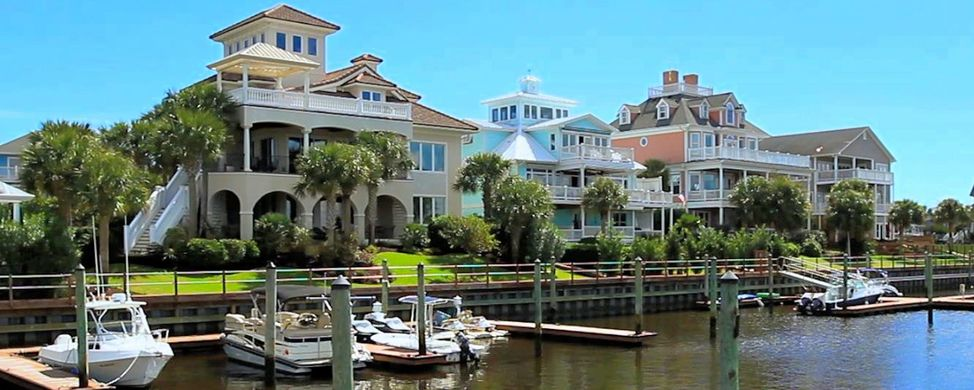 Carolina Beach and Kure Beach Luxury Homes