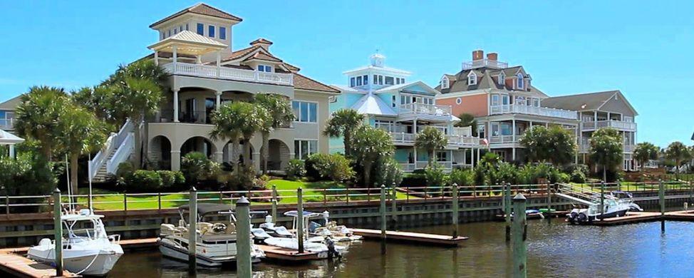 Carolina Beach and Kure Beach Luxury Homes