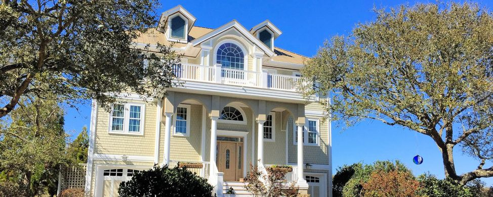 Topsail Island Luxury Homes