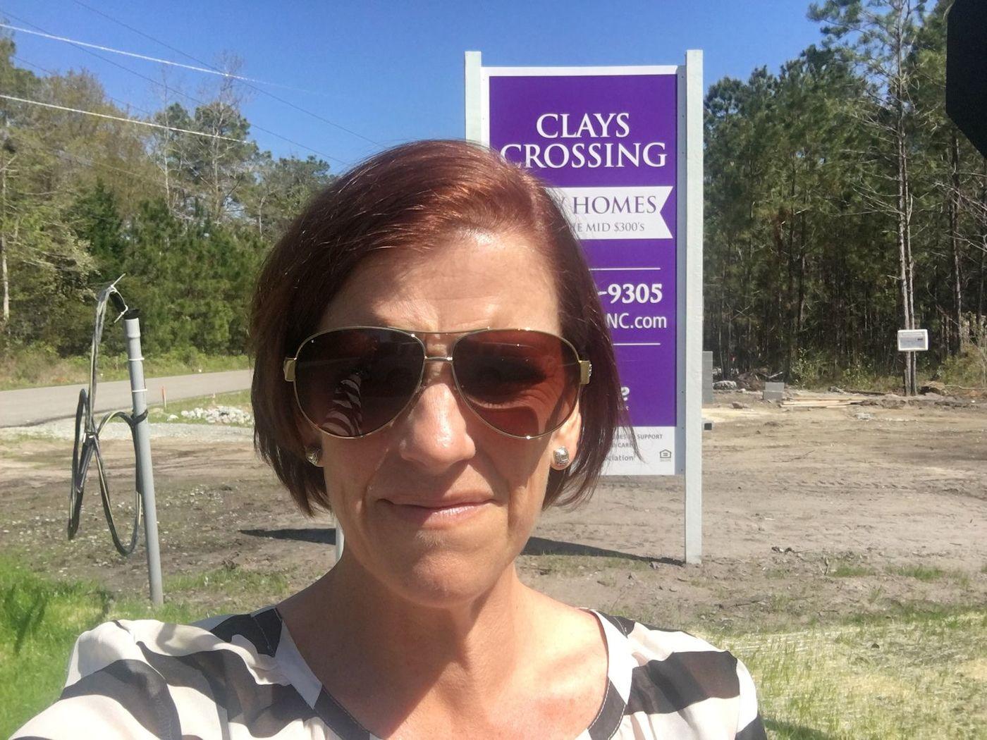 Melanie Cameron at Clays Crossing