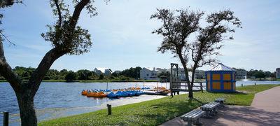 Carolina Beach Lake Park