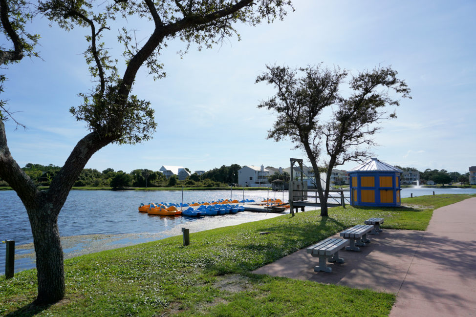 Pedal Boats/Paddle Boats