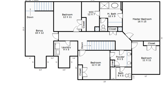 9198 – 118 Center Drive-2nd Floor