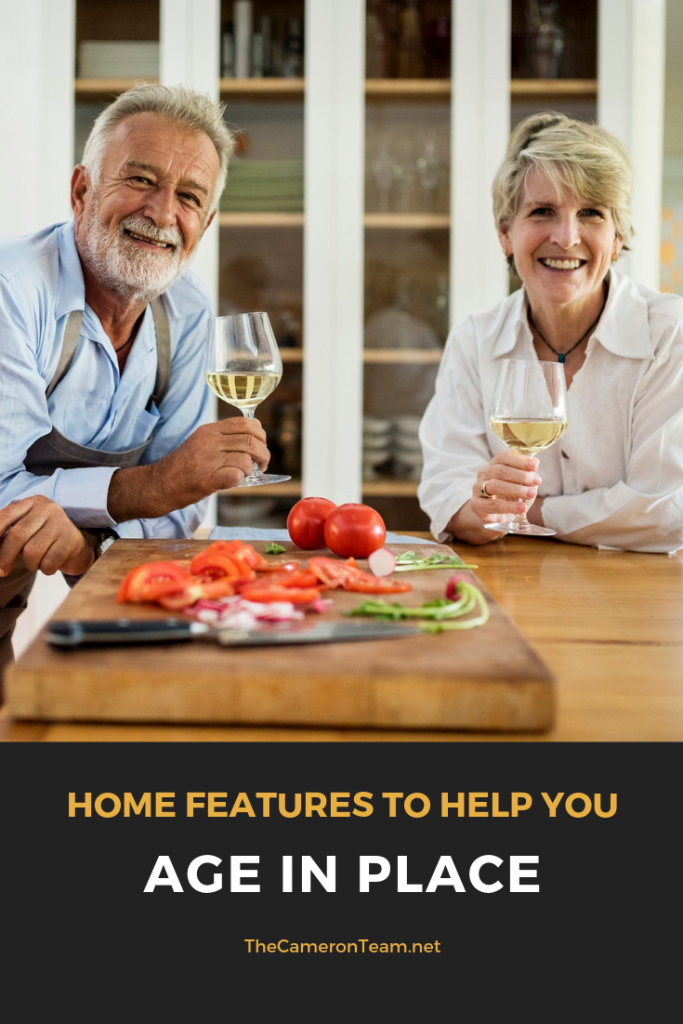 Home Features to Help You Age in Place