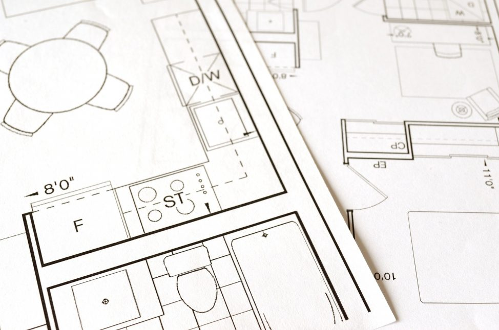 Floor Plan for New Construction Home