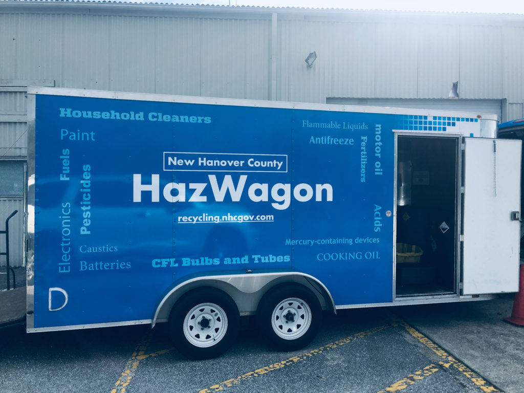 Hazwagon in Wilmington NC - Where to Recycle Electronics in Wilmington NC