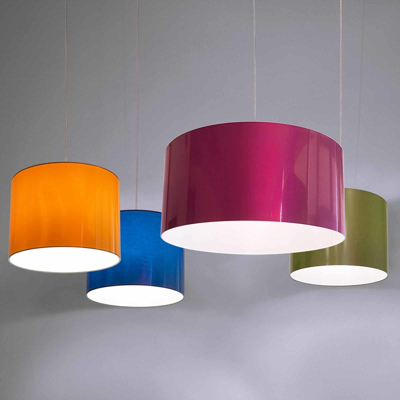 Innermost - Metallic Single Jewel Tone Pendants